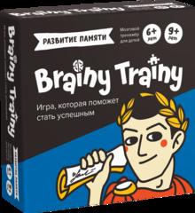 Развитие памяти. Brainy Trainy