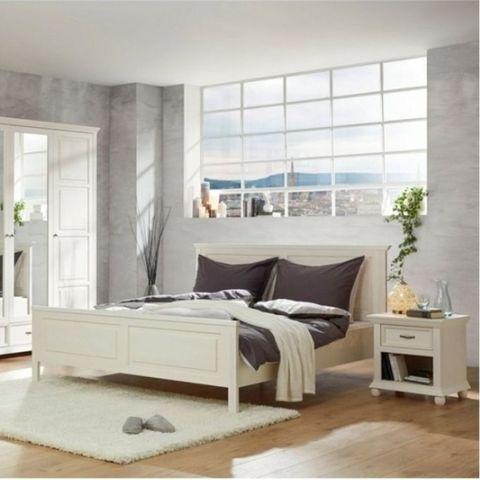 Спальня Елена 5 (белый лак)