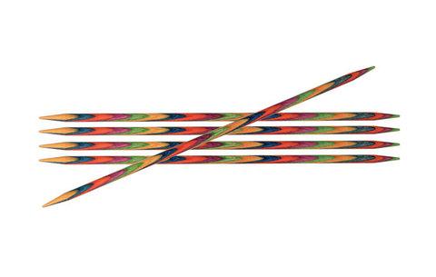 Спицы KnitPro Symfonie чулочные 7 мм / 20 см 20116
