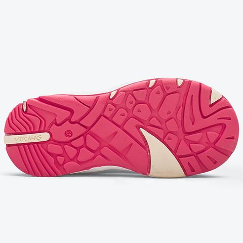 Сандалии Viking для девочек Anchor II Pink спортивные
