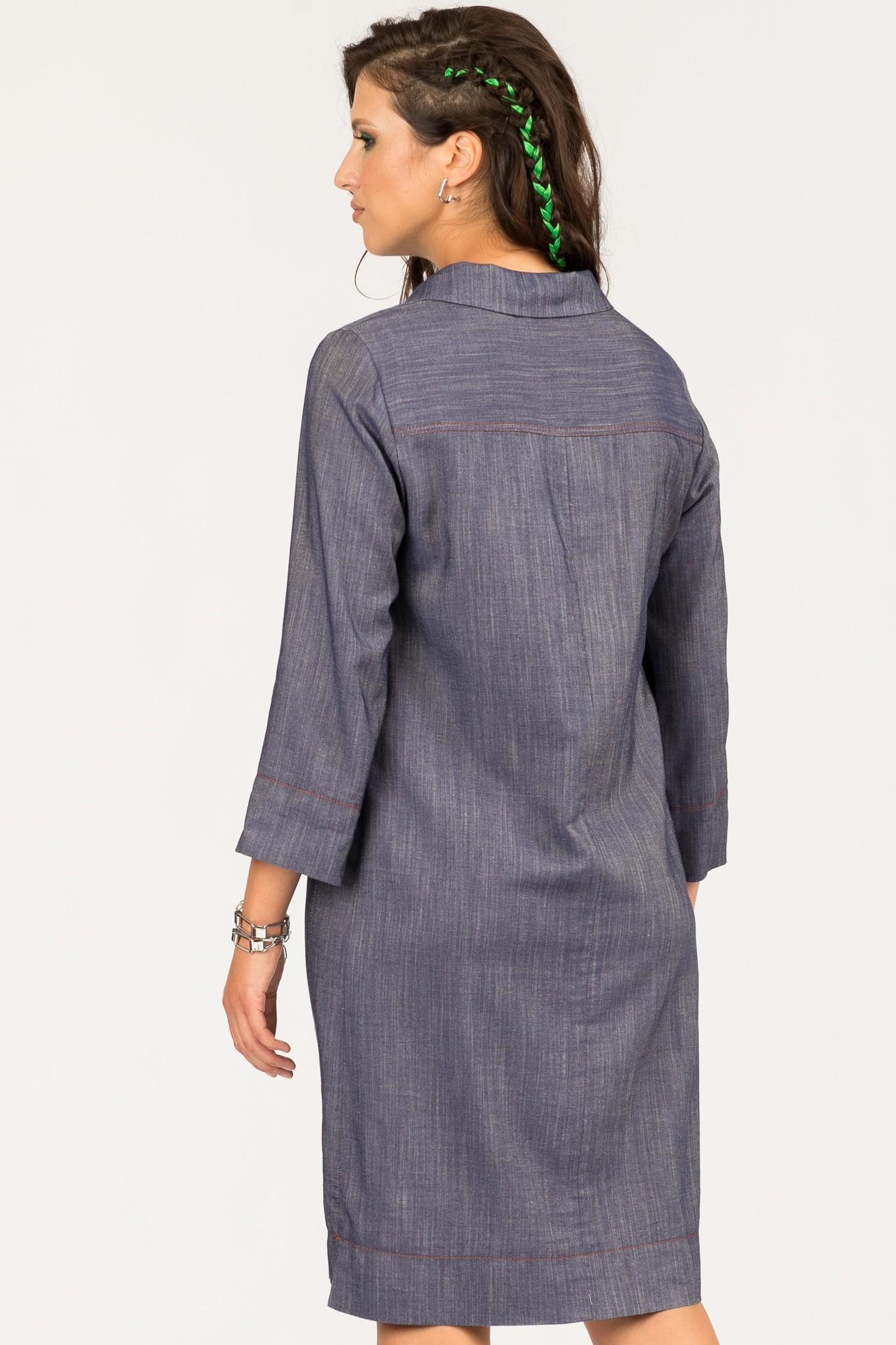 5531 Платье-рубашка