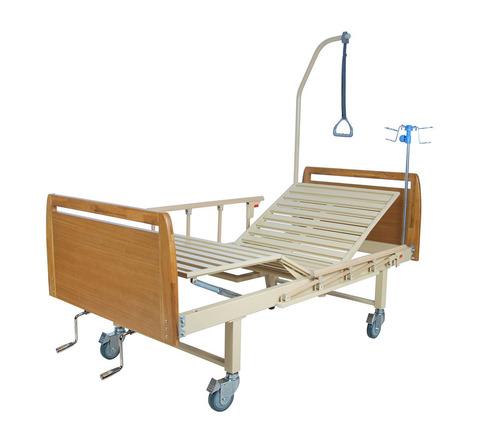 Медицинская кровать E-8 (ММ-018) - фото