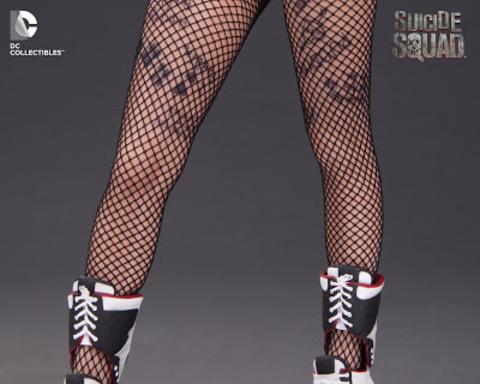Статуэтка Отряд самоубийц Харли Квинн — Harley Quinn