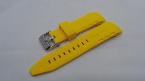 Ремешок силиконовый для часов Восток Европа Луноход-2 620A505 6205188 6205206