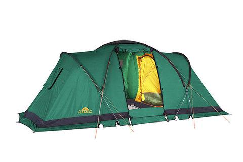 Кемпинговая палатка Alexika Indiana 4 (4 местная)