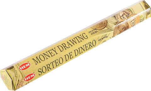 Индийские палочки HEM Money Drawing