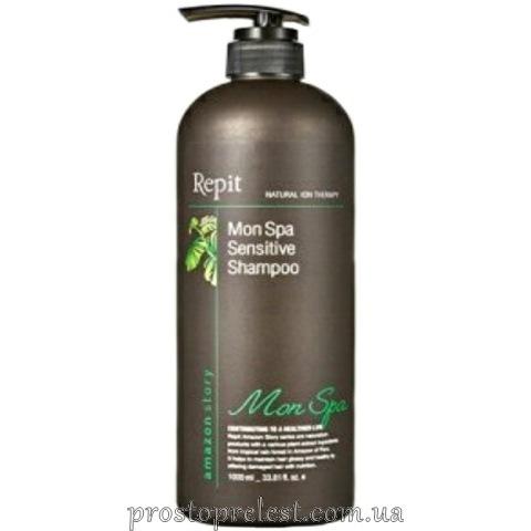 Repit Amazon Story MonSpa Sensitive Shampoo - Шампунь для чувствительной кожи головы