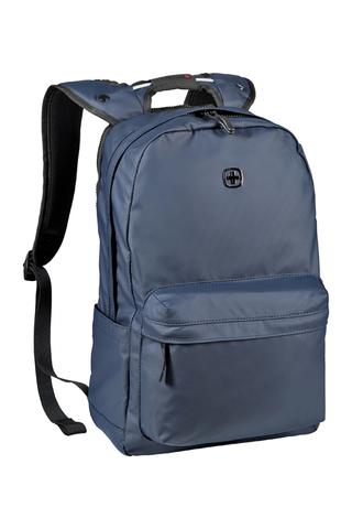 Городской рюкзак с водоотталкивающим покрытием синий (18 л) WENGER Photon 605096