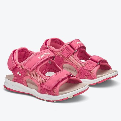 Сандалии Викинг Anchor II Pink спортивные