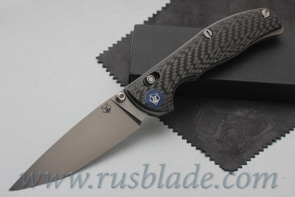 Shirogorov Tabargan 100NS S90V 3D CF Carbon
