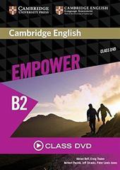 Cambridge English Empower Upper-Intermediate Class DVD