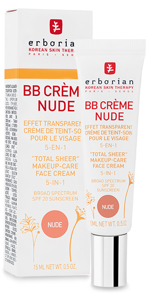 erborian BB-крем Nude 15мл
