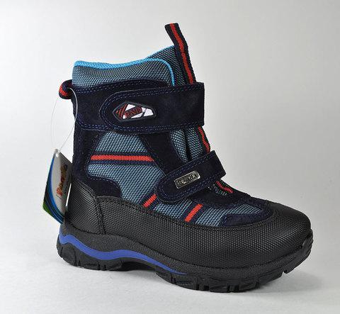 Ботинки утепленные Panda 016-329-8А