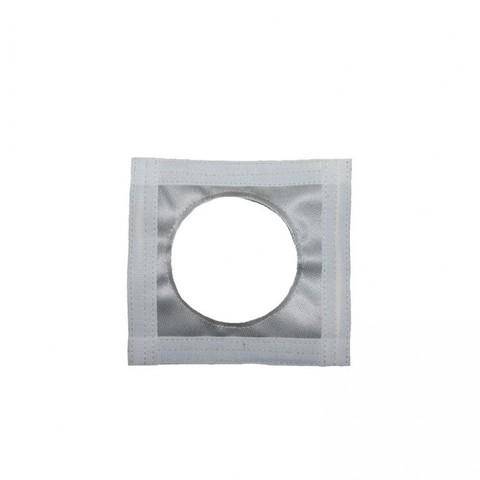 Термостойкая накладка на окно 100 мм