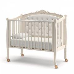 Кровать детская Жанетт new ваниль