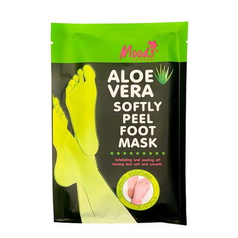 Носочки для педикюра Aloe Vera Moods, 1 пара.