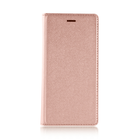 Чехол-книжка для Xperia XZ2 Compact розового цвета в Sony Centre Воронеж