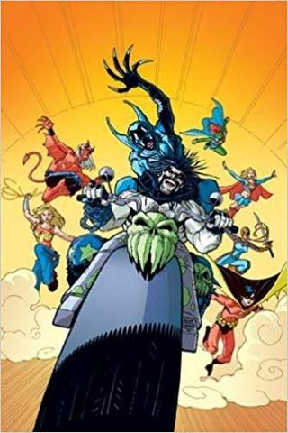 Blue Beetle: Reach for the Stars TPB