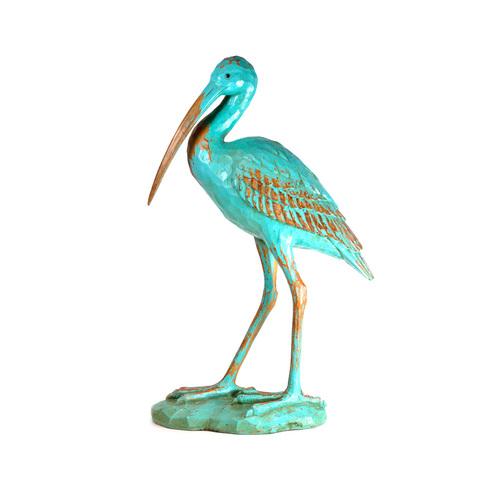 Птичка на подставке 27*40,5 см