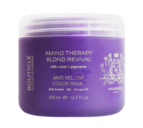 NEW | AMINO THERAPY PIGMENT