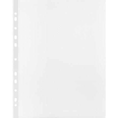 Файл-вкладыш Attache Economy А4 25 мкм прозрачный гладкий 200 штук в упаковке