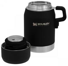 Термос для еды Stanley Master 0,5L Черный - 2