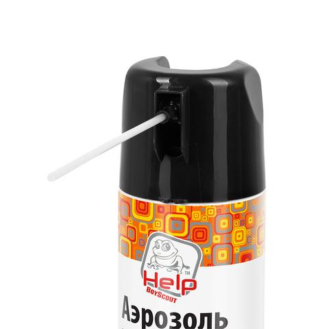 Аэрозоль от ползающих насекомых HELP 600мл