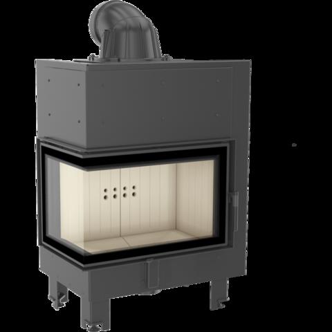Каминная топка Kratki MBM/L/BS (10 кВт)