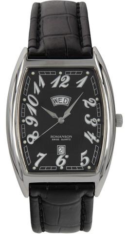Купить Наручные часы Romanson TL0225 XW BK по доступной цене