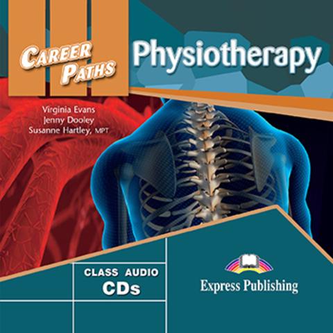 Physiotherapy  (esp). Class cd (set of 2) - комплект аудиодисков к учебнику