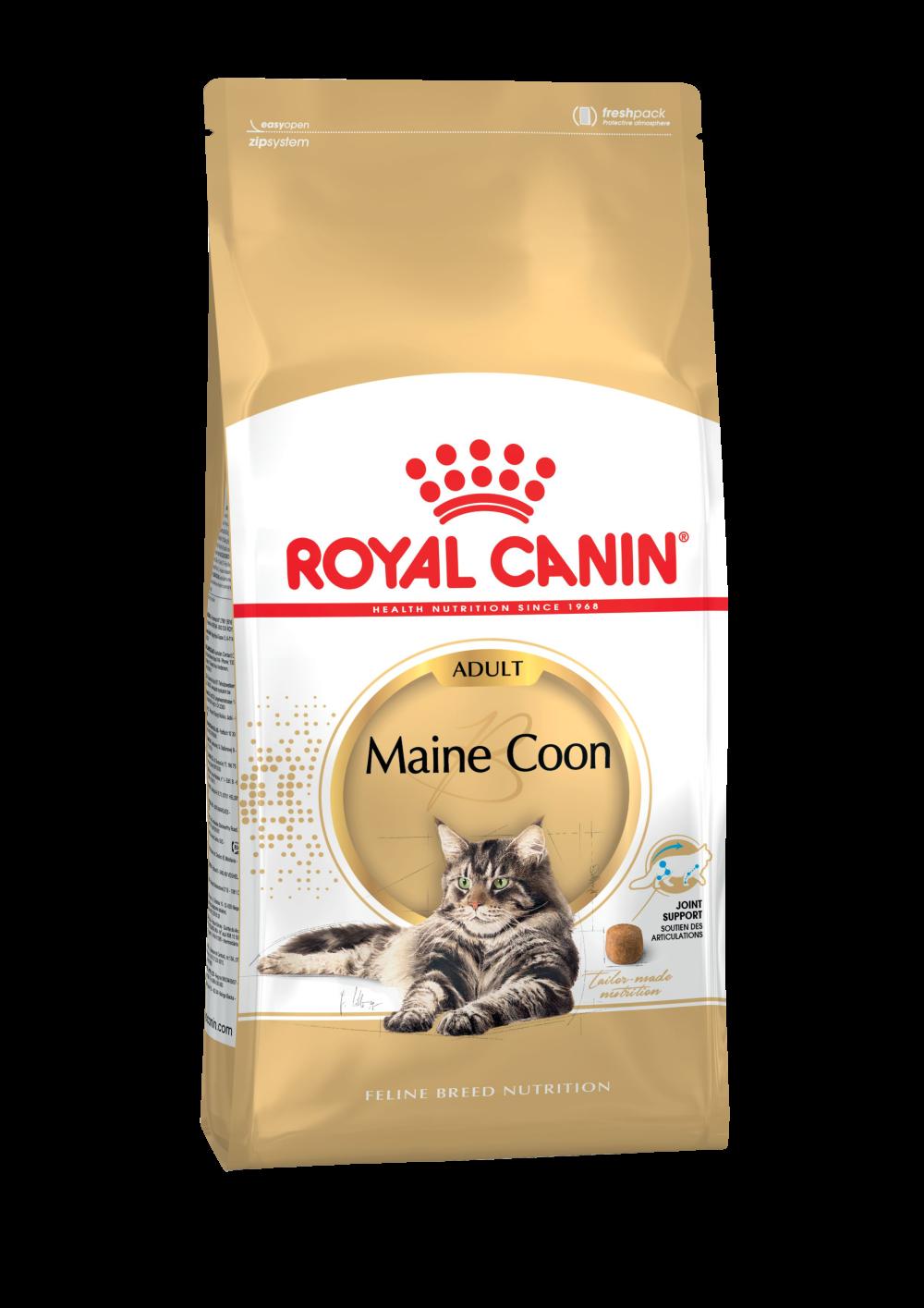 Сухой корм Корм для кошек породы мейн-кун, Royal Canin Maine Coon Adult 4627109382309_1.png