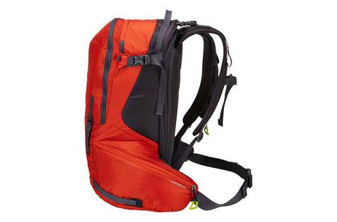 Картинка рюкзак горнолыжный Thule Upslope 35L Оранжевый - 3