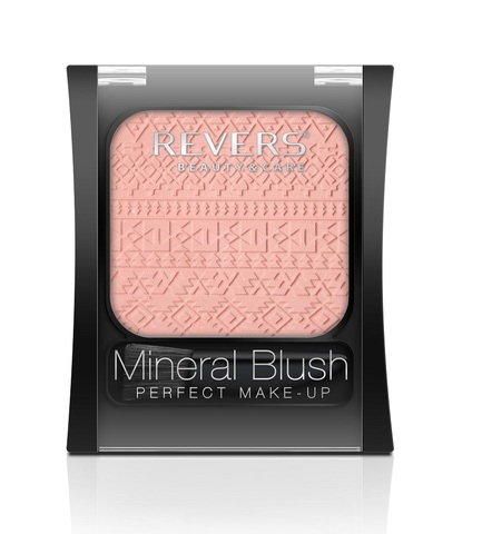 REVERS Румяна 7,5г MINERAL BLUSH Perfect make-up №15 (*3)