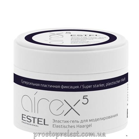Estel Airex Elastisches Haargel - Элакстик-гель для моделирования волос пластичной фиксации