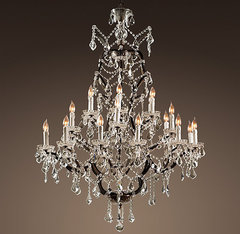 люстра Baroque Chandelier 105-12