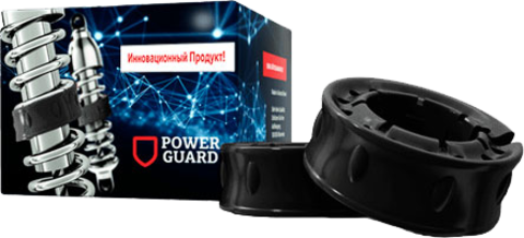 АВТОБАФЕРЫ POWER GUARD 120 ММ