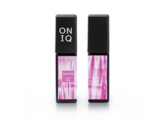 Гель-лак ONIQ Tie-dye - 164 Hot pink, 6 мл