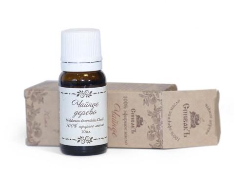 Эфирное масло Чайное дерево | 10 мл | СпивакЪ