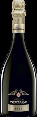 Игристое вино ЗГУ брют белое