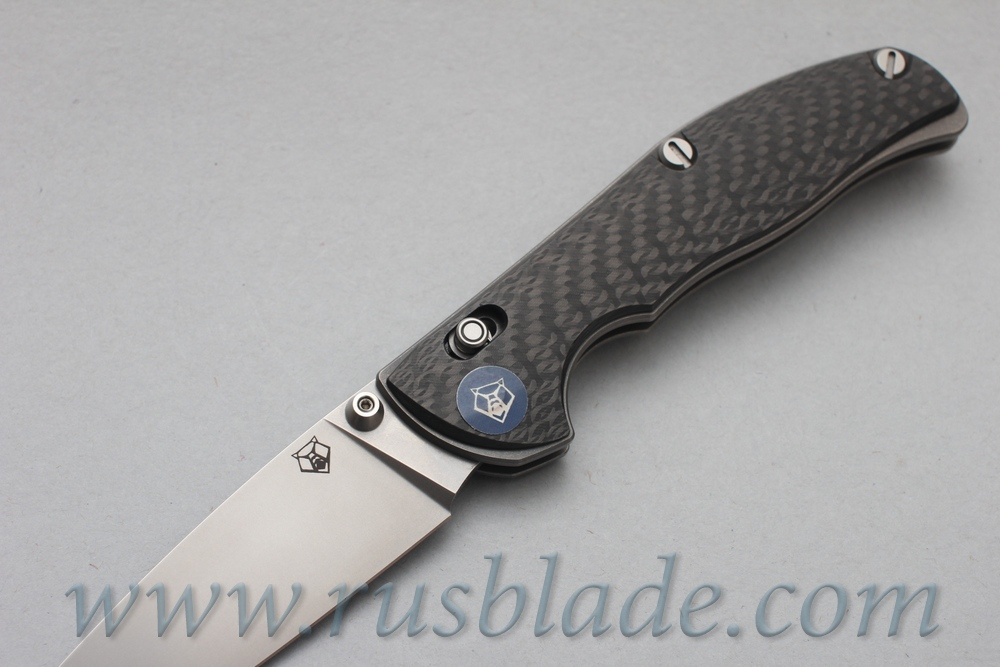 Shirogorov Tabargan 100NS S90V 3D CF Carbon - фотография