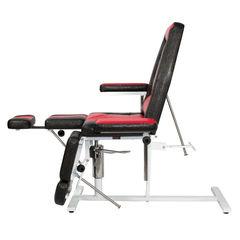 Педикюрное кресло Марья гидравлика, со съёмными подлокотниками