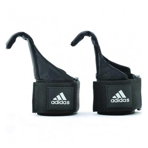 ADGB-12140 Ремень для тяги с крюком Adidas Hook Lifting Straps
