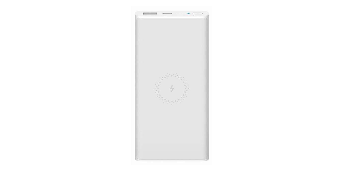 Внешний аккумулятор 10000mAh Mi Wireless Power Bank Essential