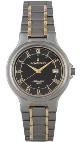 Купить Наручные часы Romanson TM8697 MC BK по доступной цене
