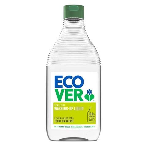 Жидкость для мытья посуды с Лимоном и Алоэ-вера | Ecover