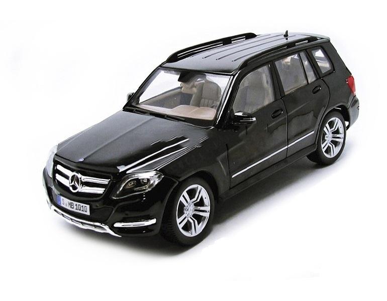 Коллекционная модель Mercedes-Benz GLK 2013