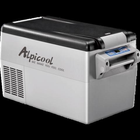 Компрессорный автохолодильник Alpicool CF-35 (12V/24V/220V, 35л)