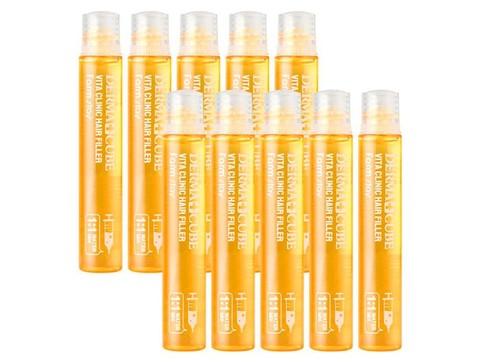 FarmStay Филлер для волос с витаминами DERMA СUBE Vita Clinic Hair Filler 13 мл