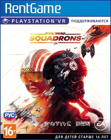 STAR WARS Squadrons PS4 | PS5