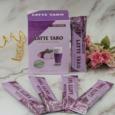 Кофе 3в1 со вкусом ТАРО